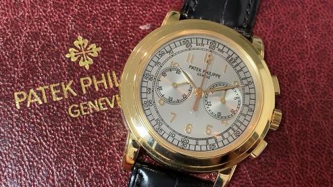 パテック フィリップ PATEK PHILIPPE クロノグラフ 5070R-001