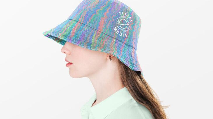バケットハットをかぶるときのヘアアレンジ・髪型10選! 垢抜けファッションも