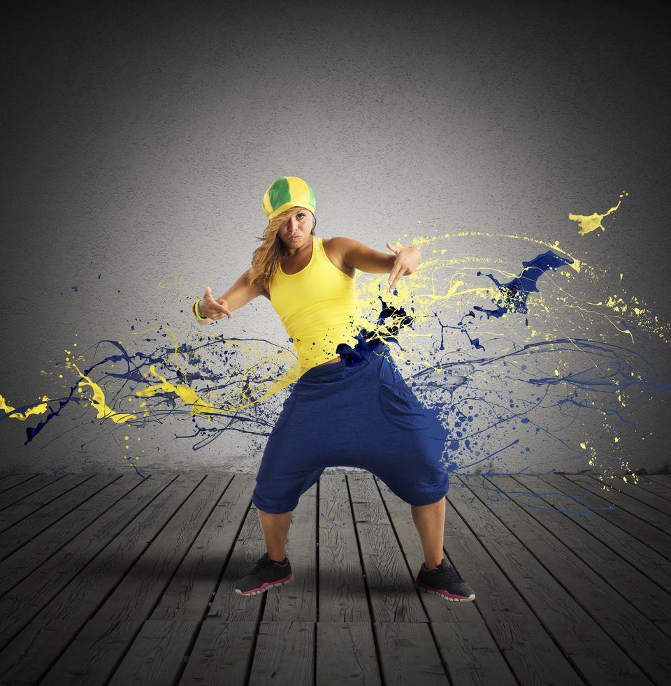 動画で学ぶダンス「HIT(ヒット)」の打ち方!ポップダンスの基礎をマスターしよう