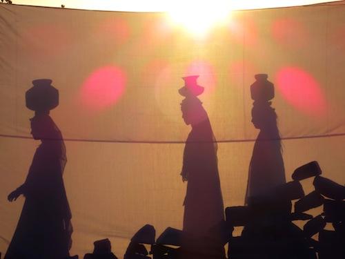 リュウ・ルーシャン《Memory of Jetpur》2012