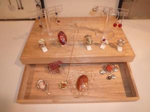 展示される佐々木さんの作品の一例