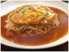 1あんかけスパゲティ