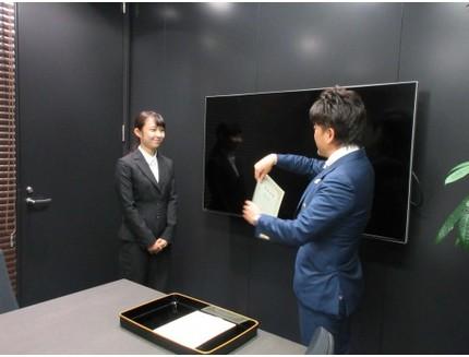 2019年4月新入社員入社式