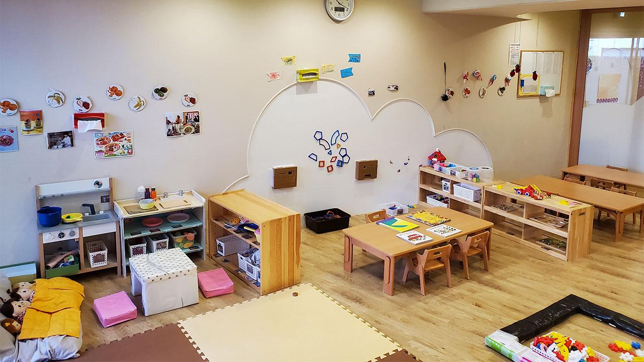 【下井草駅前園】2022年度入園希望者を対象に園見学を開催します。の画像