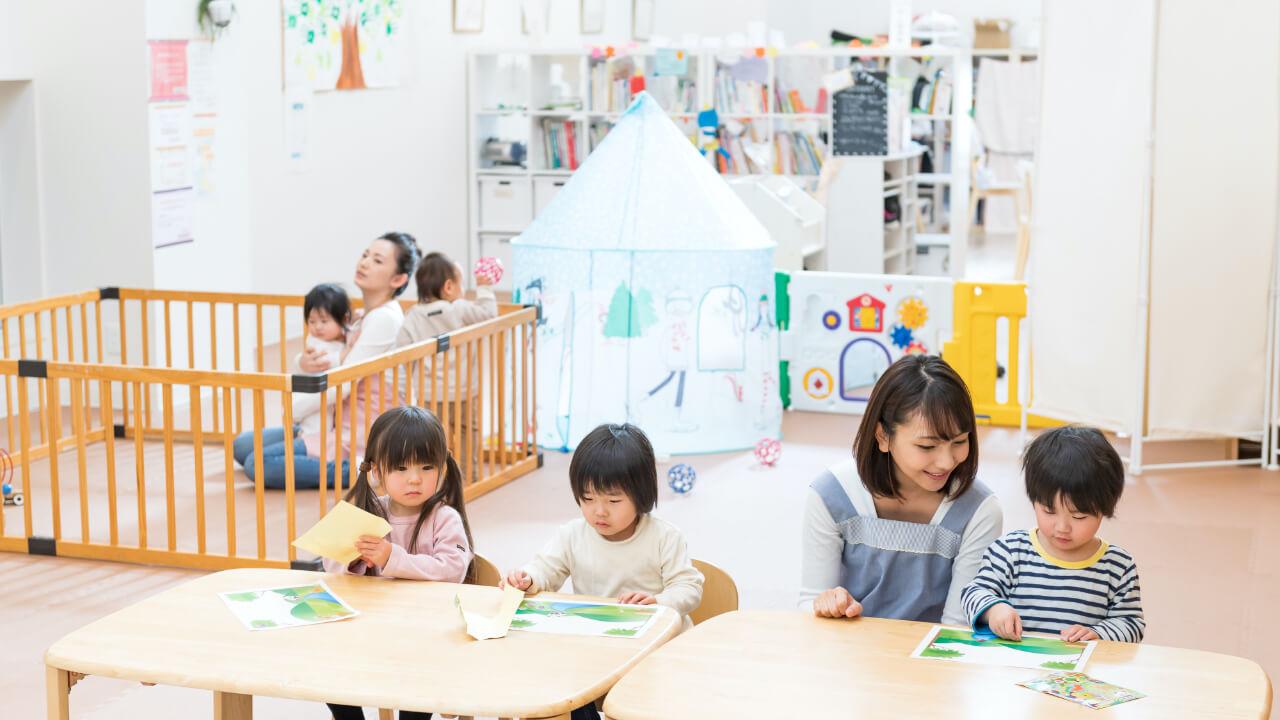 保育園運営事例のイメージ