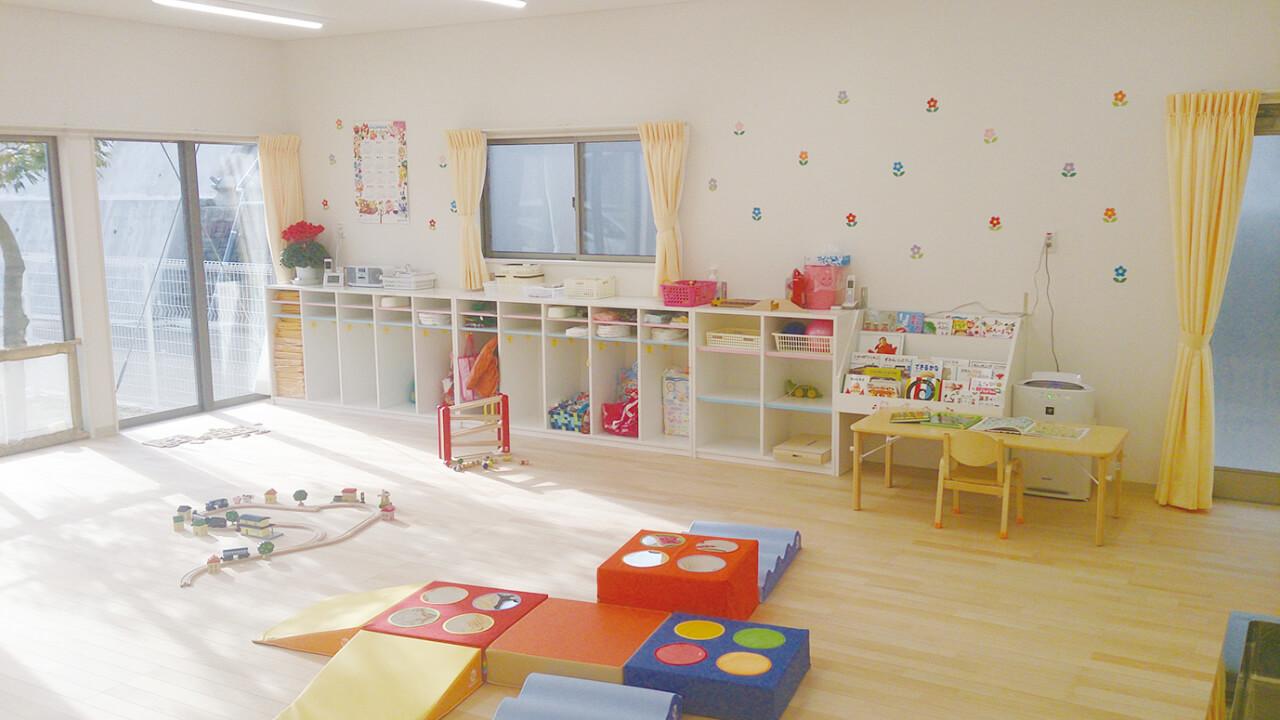病院内保育園事例イメージ