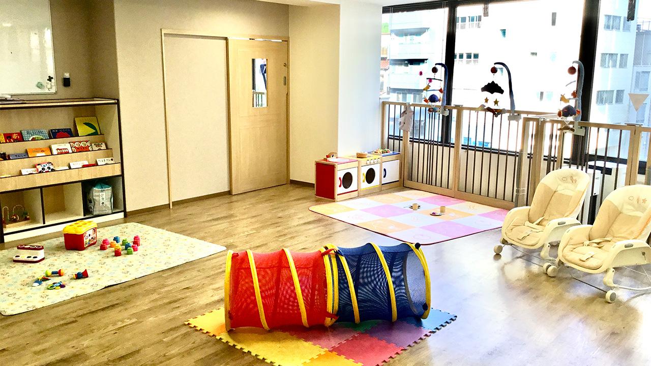 【東五反田園】保育体験イベント~一緒に遊ぼう~の画像