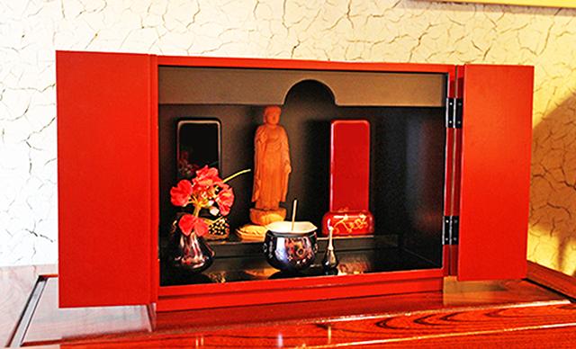特注製作・オーダーメイドのお仏壇・厨子