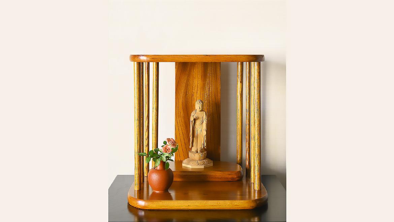 祈り壇「光り(ひかり)」茶拭き