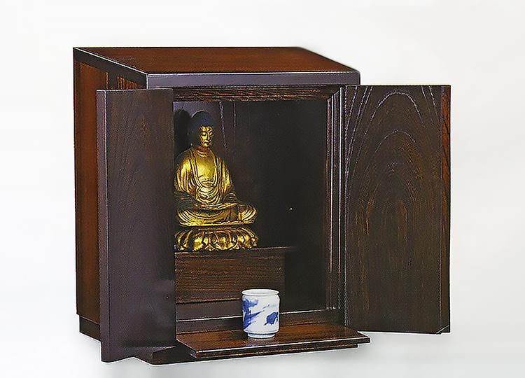 厨子仏壇「樹(じゅ)」茶拭き 特徴
