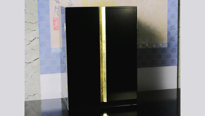 厨子仏壇「月輪(げつりん)」黒