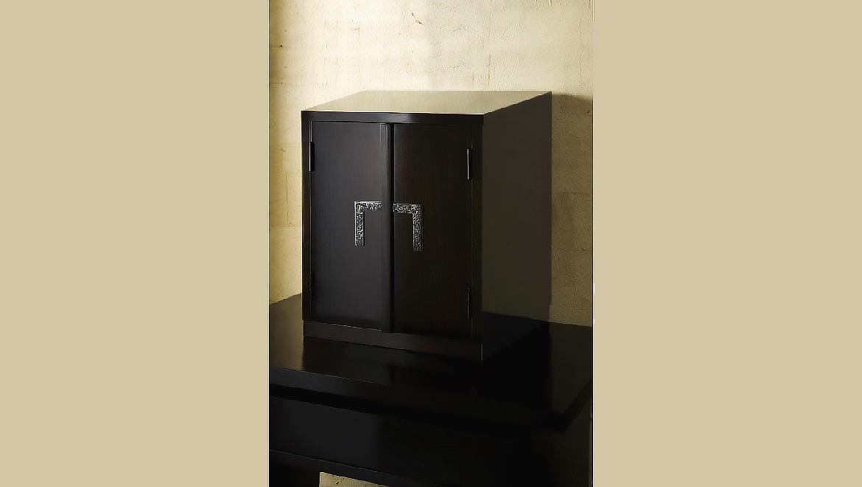 厨子仏壇「樹(じゅ)」黒拭き