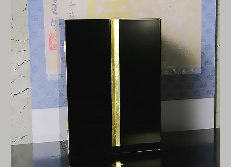 厨子仏壇「月輪(げつりん)」シリーズ 黒