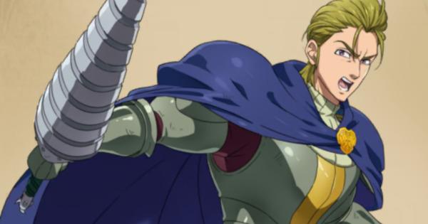 【暴風】聖騎士 ハウザーのメイン画像
