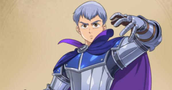 【氷の騎士】聖騎士 グスタフのメイン画像