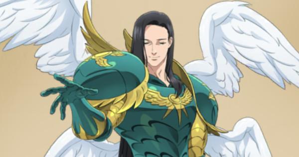 四大天使リュドシエル