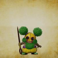 グリーンモッキー