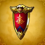 英雄王の盾