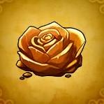 さばくのバラ