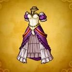 戦姫のドレス