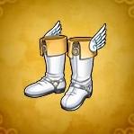大天使のブーツ