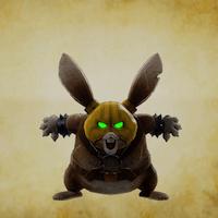 ぬすっとウサギ・邪
