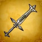 メタルキングの大剣