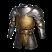 騎士のプレートメイルアイコン