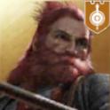 血の髭バレットアイコン