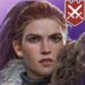 谷の野人の女ヘイリーアイコン