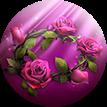 バラの冠アイコン