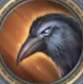 鴉の視界アイコン