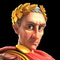ユリウス・カエサルアイコン
