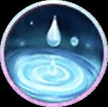 碧水麒麟の神獣スキルアイコン