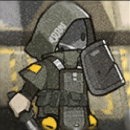 Light-Armored Soldier