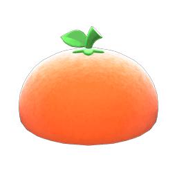 オレンジのぼうし