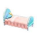 マーメイドなベッド