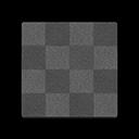 モノクロパネルカーペット
