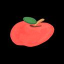 リンゴのラグ