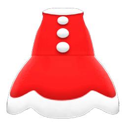 あつ森 クリスマスなドレスの入手方法と色パターン あつまれどうぶつの森 ゲームウィズ Gamewith