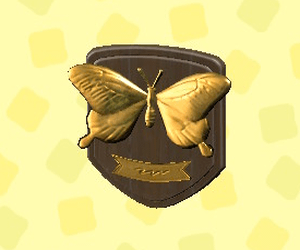 Bug Plaque