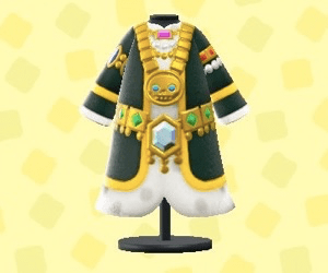 Pirate Treasure Robe