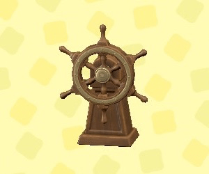 Pirate Wheel