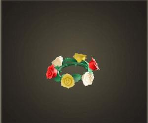 バラのかんむり