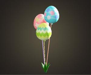 Bunny day baloon
