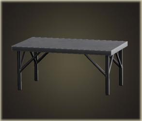 アイアンワークテーブル