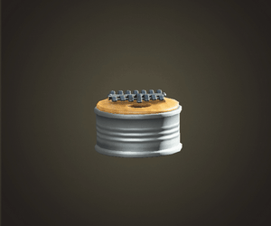 Empty Can Kalimba