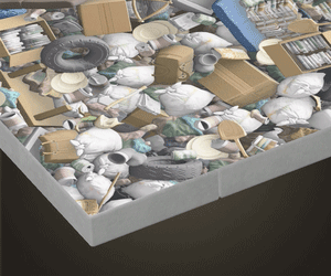 Garbage Heap Flooring