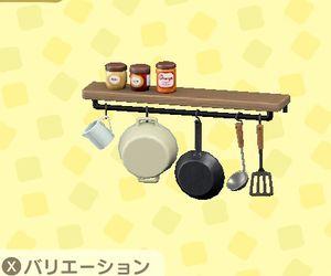 キッチンつるし