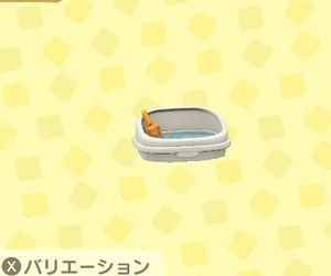 ネコのトイレ